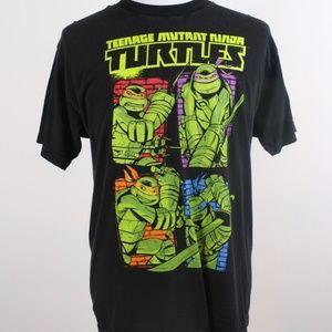 Men's Teenage Mutant Ninga Turtles Crewneck Shirt